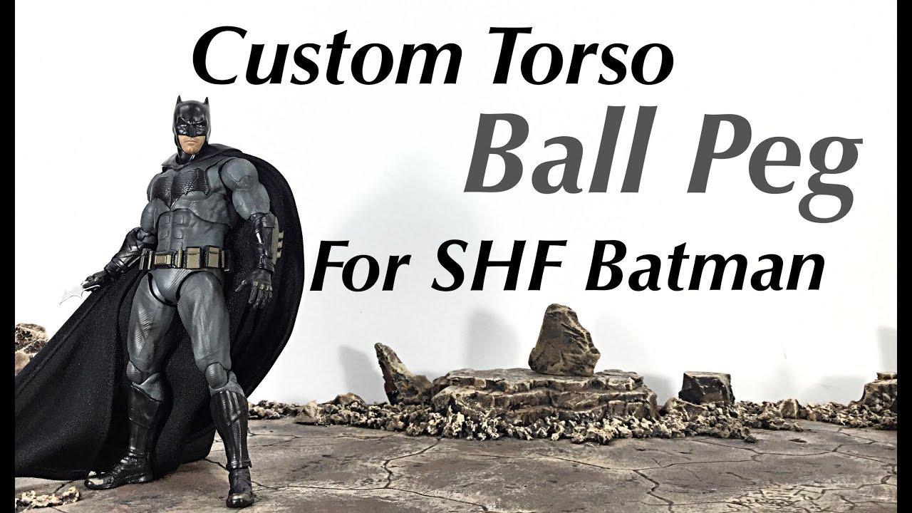 Figuarts Batman CUSTOM BALL JOINT PEG Justice League Bandai S.H