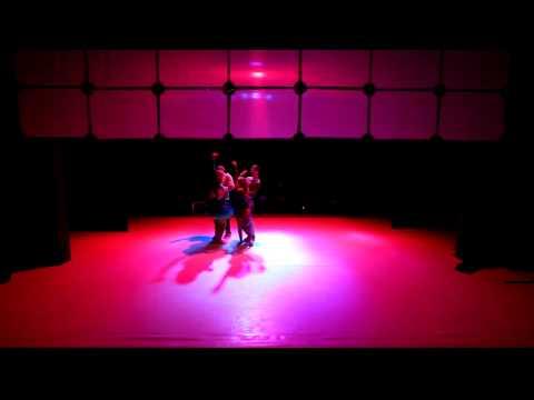THE GAP (FUGA) dance, hip-hop and rock performance