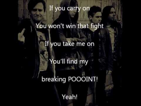 Bullet For My Valentine - Breaking Point (with correct lyrics on screen) mp3