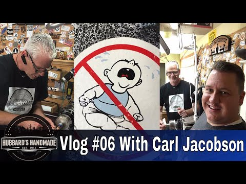 Vlog #06 Hanging with Carl Jacobson