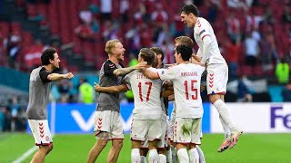 Repubblica Ceca Danimarca 1-2   EURO2020
