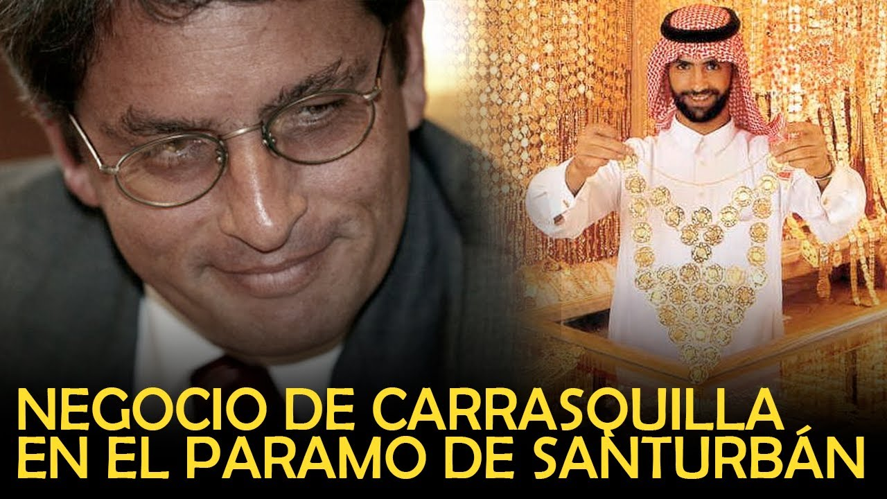 CARRASQUILLA MINISTRO AMBIENTE AD HOC - SANTURBÁN