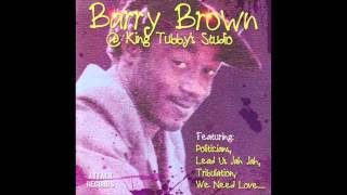 Barry Brown at King Tubby