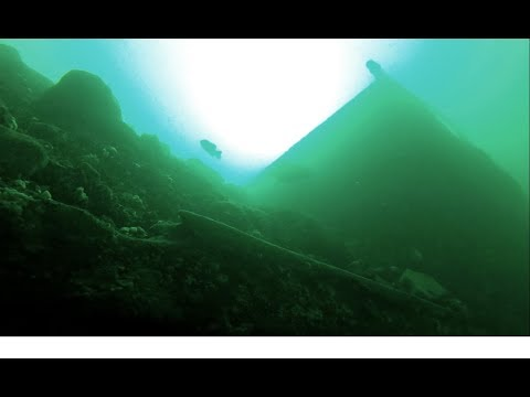 Divers Discover Mysterious Ruins of Ancient Underwater City