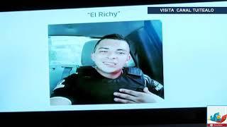 Así hallaron muerto a 'El Richy' asesino de Valeria Cruz Medel hija de la diputada Carmen Medel