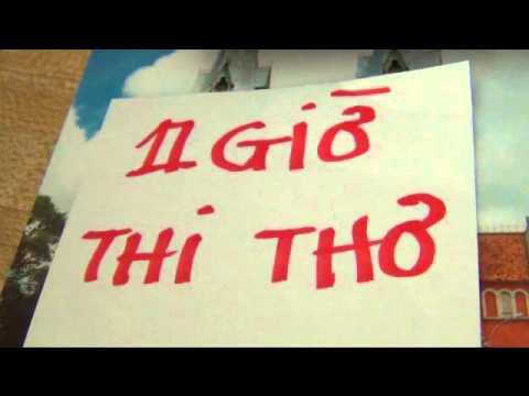 MOT GIO THI THO PART 1 /  PHAM MINH CHULY 4 / 11 / 2013