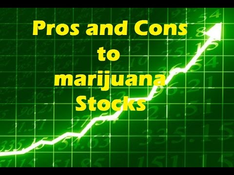 Discover the potential growth in cannabis stocks - The advantages to marijuana stocks