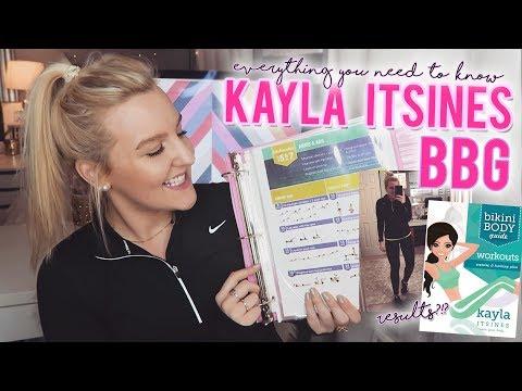 KAYLA ITSINES BBG REVIEW & CURRENT FITNESS ROUTINE: ORANGE THEORY FITNESS & BIKINI BODY GUIDE