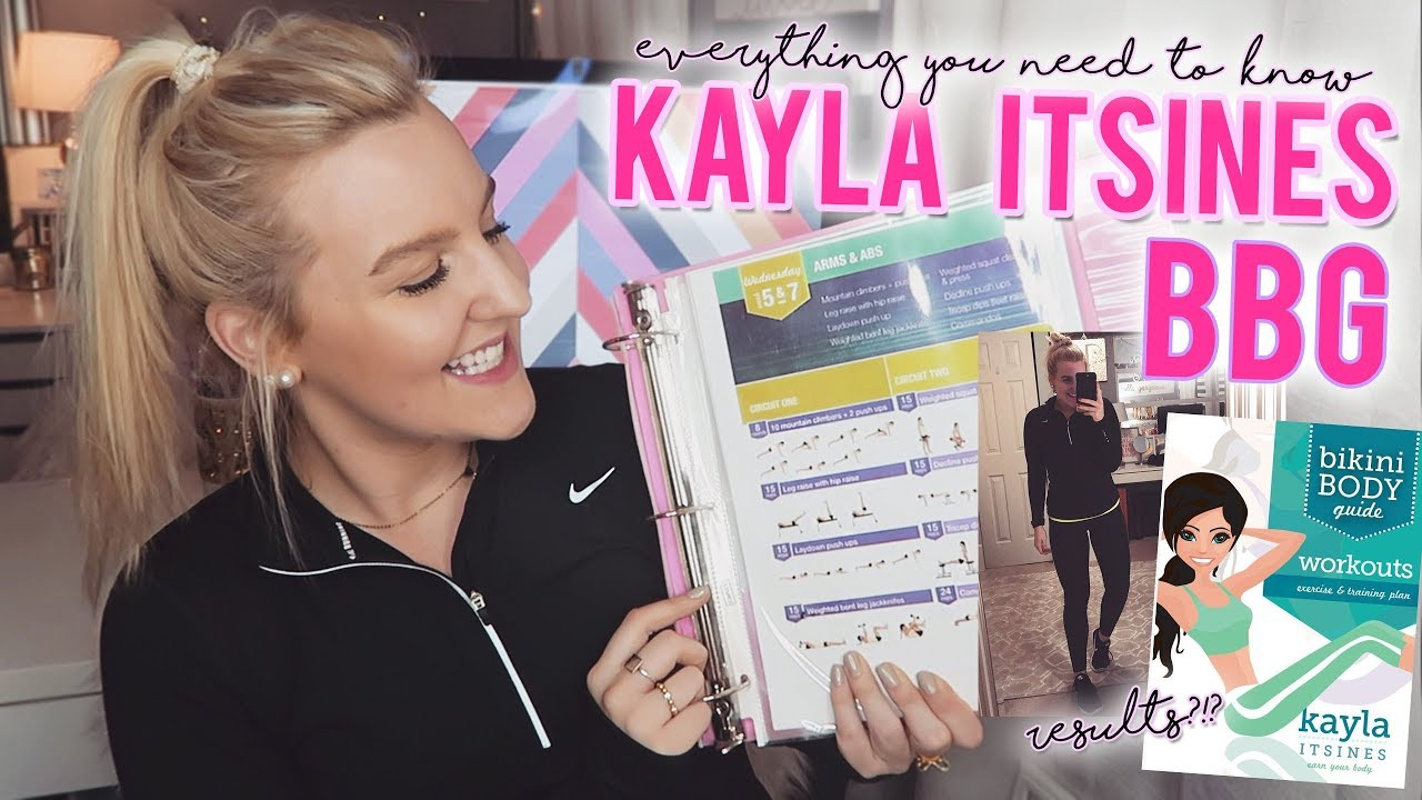 Kayla itsines bbg review current fitness routine orange theory kayla itsines bbg review current fitness routine orange theory fitness bikini body guide fandeluxe Images