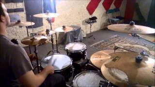 Volare - Domenico Modugno - Nel blu dipinto di blu - drum cover - Marco tabbaccucci