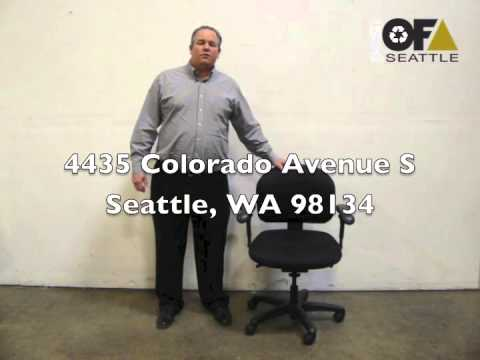 Used Office Furniture Seattle Knoll Conference Chairs