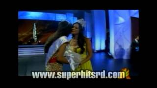 Magali Febles via telefonia Show Miss Rd 2012.mp4
