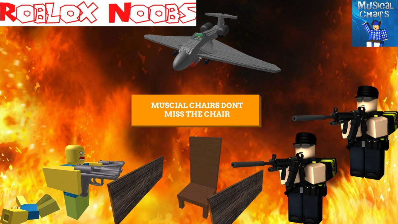 Roblox musical chairs youtube - Musical Chairs Showdown Roblox Musical Chairs