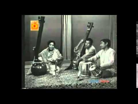 Khayal and Thumri by Sandhya Mukherjee