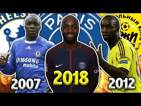 10 STRANGEST Football Careers!