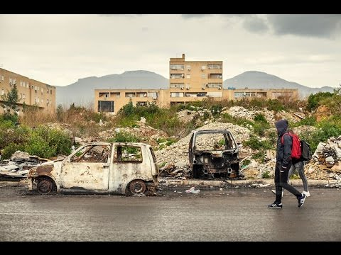 I grew up in the most dangerous area of Palermo Sicily