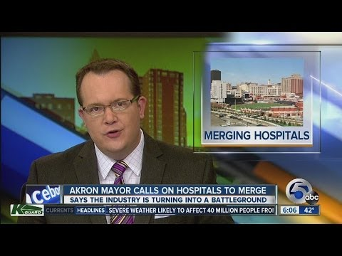 Are Summa Care & Akron General going to merge?