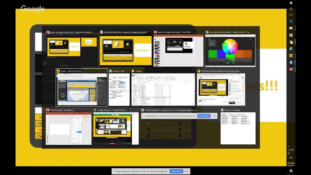 How to Design Visually Stunning Power BI Reports