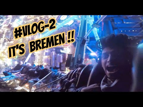 #VLog-2  Off TO BREMEN !!!!!!!