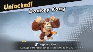 Super Smash Bros. Ultimate - Classic Mode - Donkey Kong