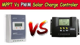 Mppt Vs Pwm Solar Charge Controler Urdu/Hindi