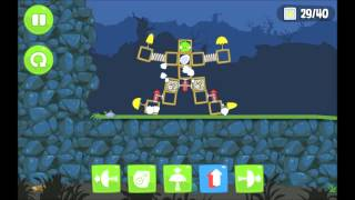 Saturday Night Fever! Bad Piggies Style