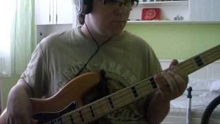 Bob Marley & The Wailers Satisfy My Soul Bass Cover