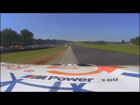 BMW M6 GTLM Onboard | A Lap Around VIR (Pure Sound)
