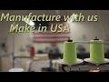 Clothing Factory in USA describes facility