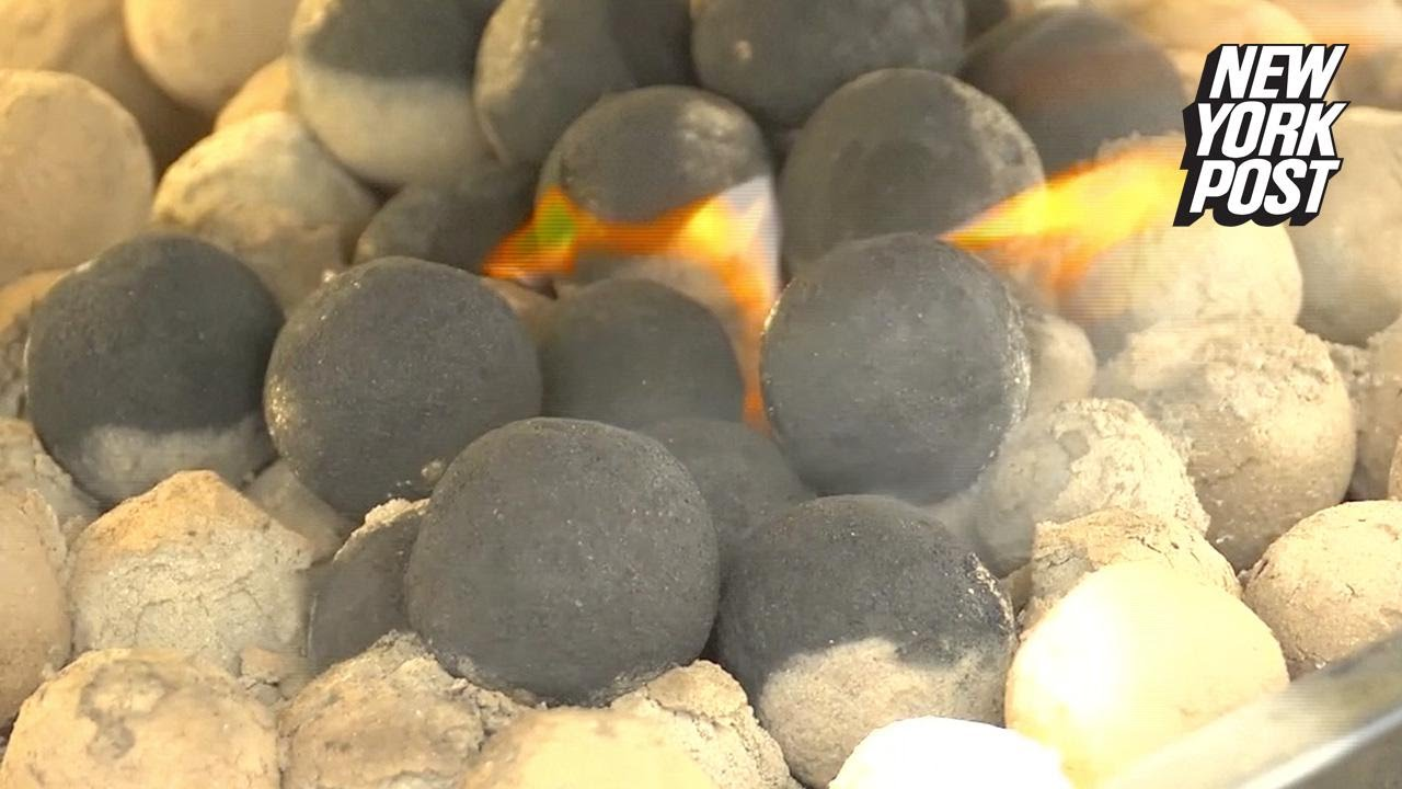 Charcoal Made From Human Waste Is    Surprisingly Great