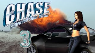 Let's Play: Chase: Hollywood Stunt Driver *All 83500 Rep. Points* - Episode 3