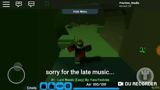 Évasion d'inondation 2 Lost Woods 0.41.438 - France Mobile (Roblox)