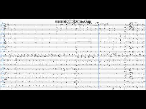 Mozart Requiem Lacrimosa sheet music