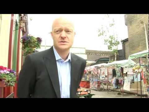 On set with...Jake Wood - EastEnders - BBC One