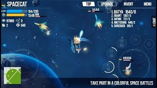 Galaxy.io Space Arena - Android Gameplay HD