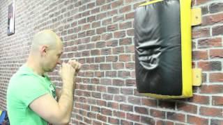 Тренировка по боксу: постановка нокаутирующего удара