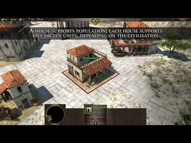 0 A D tutorial cuatro - Territorios y edificios