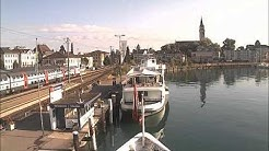 MS St Gallen webcam on Bodensee (Lake Constance) - Timelapse - May and July 2012