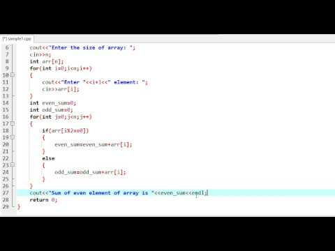 Write a C Program to print all even numbers up to inputted number