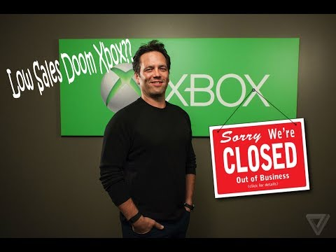 Low Xbox One Sales Leading to Microsoft Pulling the Plug??? Quarterly Financial Report...