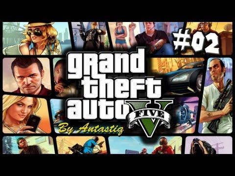 "Grand Theft Auto 5 (GTA V) - Part 2 ""Upstanding Citizens"" / Gameplay Walkthrough [48h Marathon]"