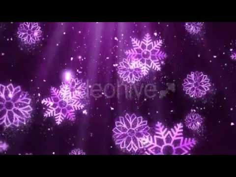 Christmas Holiday Glitters 1 Motion Graphics