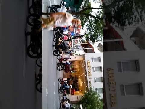 Del 1, Vietnam- Saigon 2017 weekend
