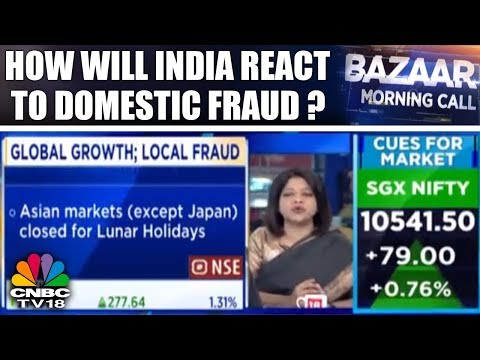 How Will India React To Domestic Fraud? | Bazaar Morning Call | CNBC TV18