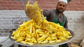 Asad Ullah Chips - Gul Haji Plaza Peshawar   Asad Ullah Finger Chips   Crispy French Fries   Chips