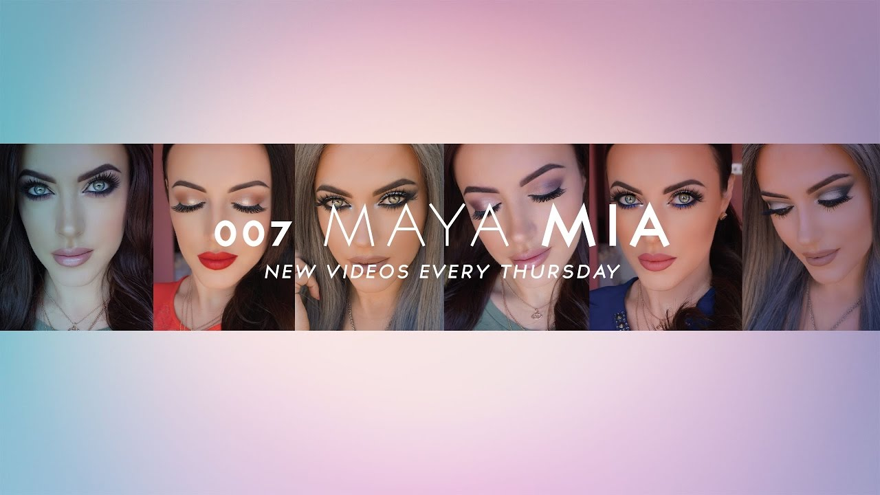 Maya Mia Makeup Tutorial 2017 Hairwajidi Co