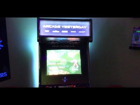 Arcade Yesterday | DIY Project