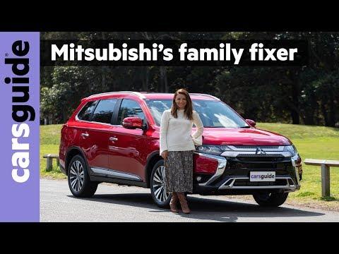 Mitsubishi Outlander 2020 Cena