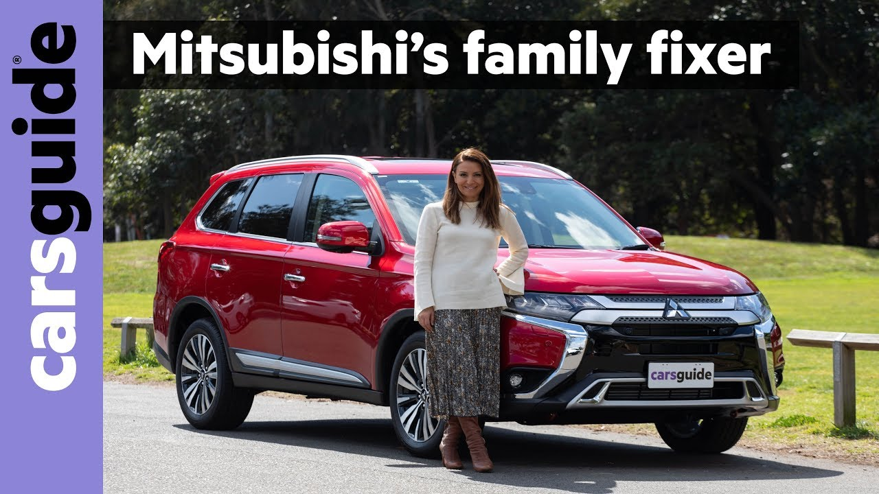 Mitsubishi Outlander 2020 Review Exceed Diesel