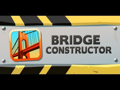 Bridge Constructor - iPad Mini Retina Gameplay